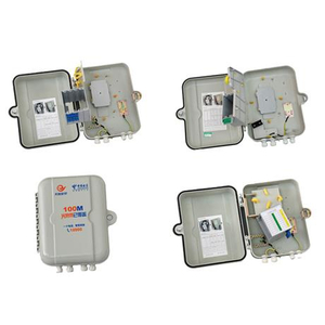 Fiber Solution-Optical Fiber Distribution Box (SMC)