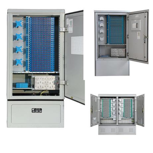 Fiber Optic Cross Connection Cabinet Manufacturer