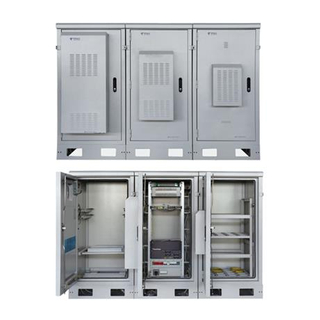 Outdoor Telecom Cabinet-Mobile Base Station Outdoor Cabinet